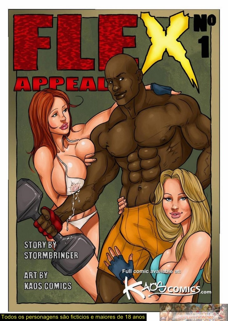 Flex Appea 1 part.1 – HQ Comics