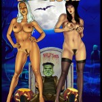 Fright Night (Atualizado) – A Hora do Espanto Milftoon – HQ Comics