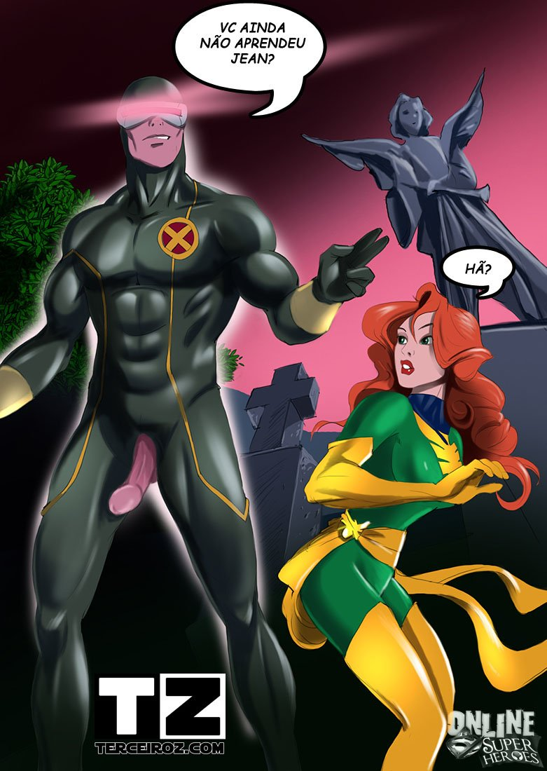 Ciclope vs Jean Grey – HQ Comics