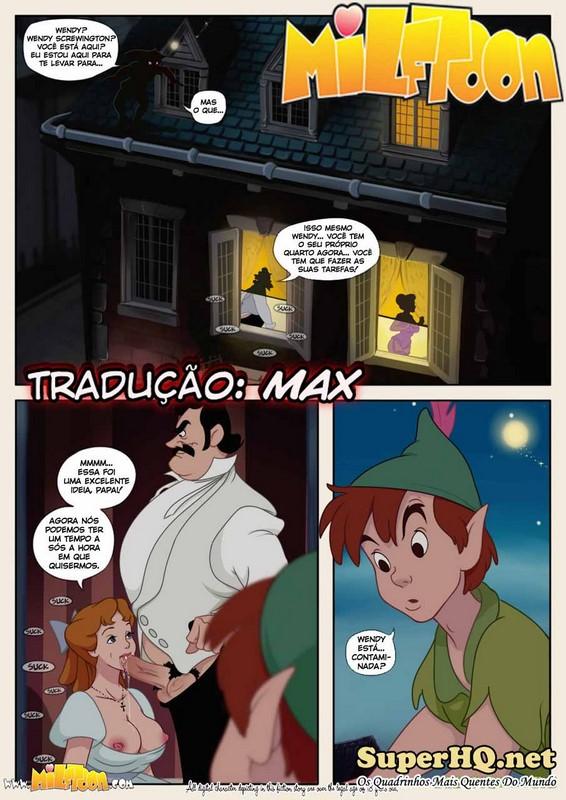 Breeding Milf – Peter Comendo a Wendy – HQ Comics
