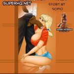 Modern Stepfather – Inter-racial Comics