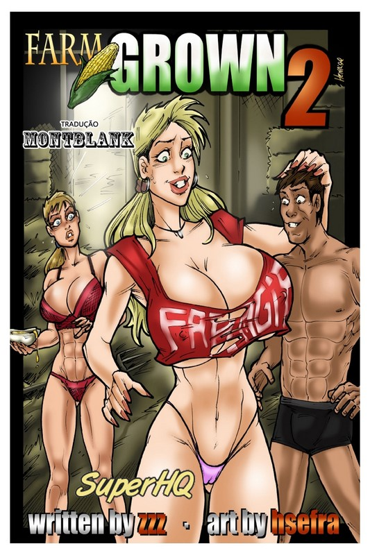 Farm Grown 02 – HQ Comics