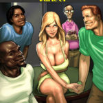 O Jogo de Poker 1- Interracial Comics