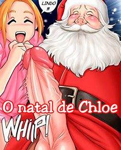 O Natal de Chloe– Quadrinhos Pornô