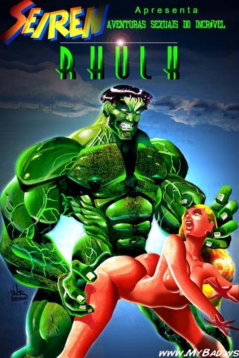 As aventuras Eróticas do incrível Hulk