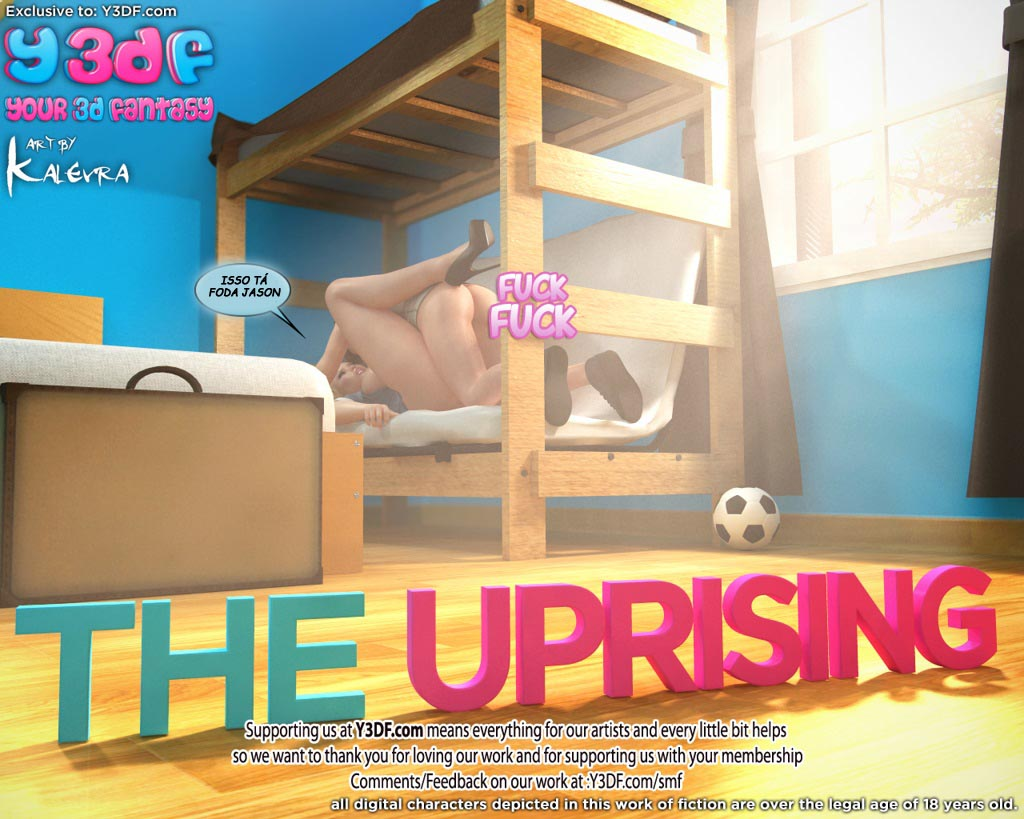 The Uprising – Quadrinhos YF3D