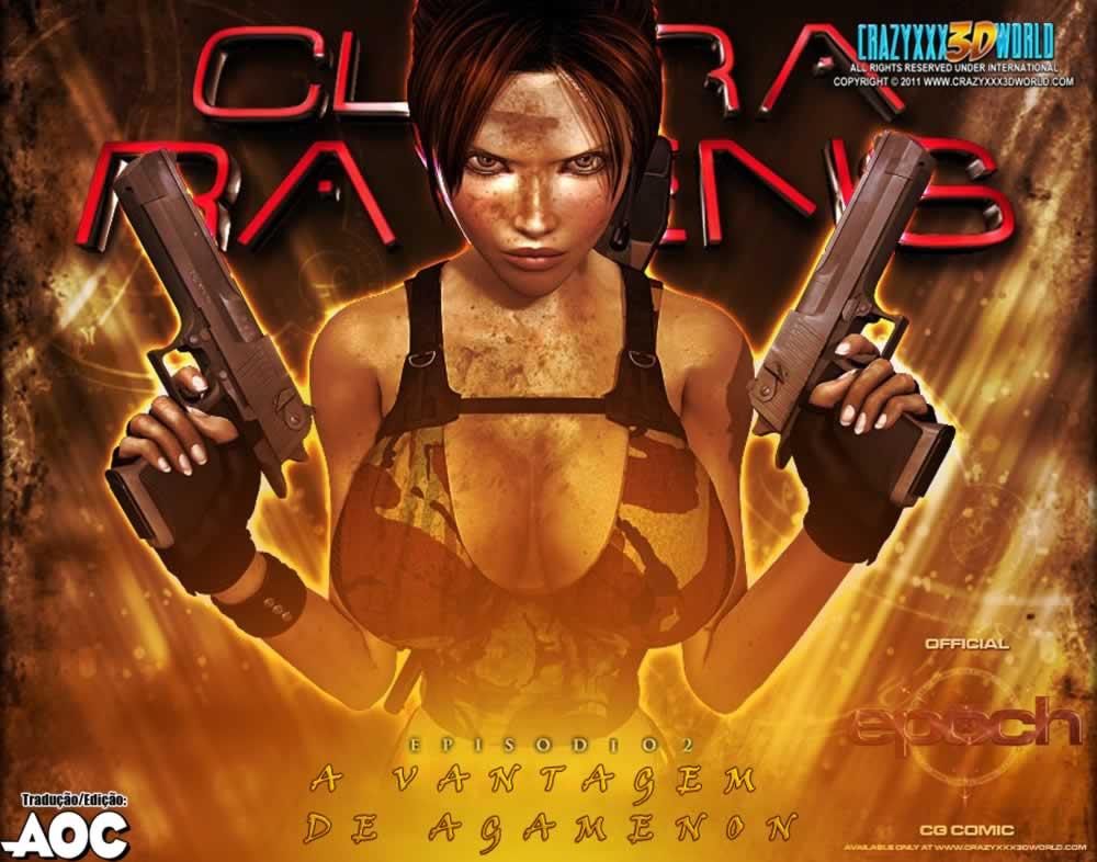 Clara Ravens 2- 3D Comics