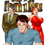 Oh Família! 1 – Quadrinhos pornô