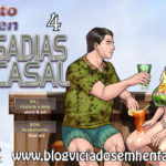Ousadias de Casal 04 – Contos Eróticos