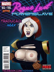 Rogue Lust PowerSlave – Warvel