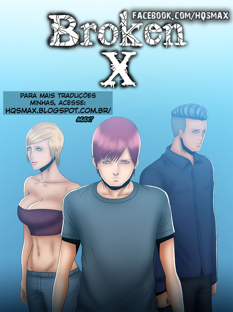 Broken X 2 – HQ Comics