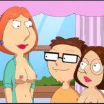 Family Guy Sexo com o namorado da Meg Griffin