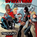 Miss Marvel Spiderman – HQ Comics