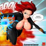 Black Widow x Hulk – HQ Comics