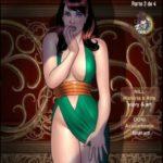 A Esportista 4- Parte 2- Quadrinhos Porno