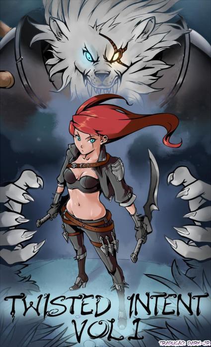Rengar X Katarina – HQ Comics