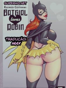 Batgirl Loves Robin – HQ Comics