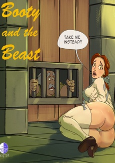 Booty and the Beast- HQ Comics