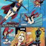 SuperGirl's Last Stand – Super-heróis