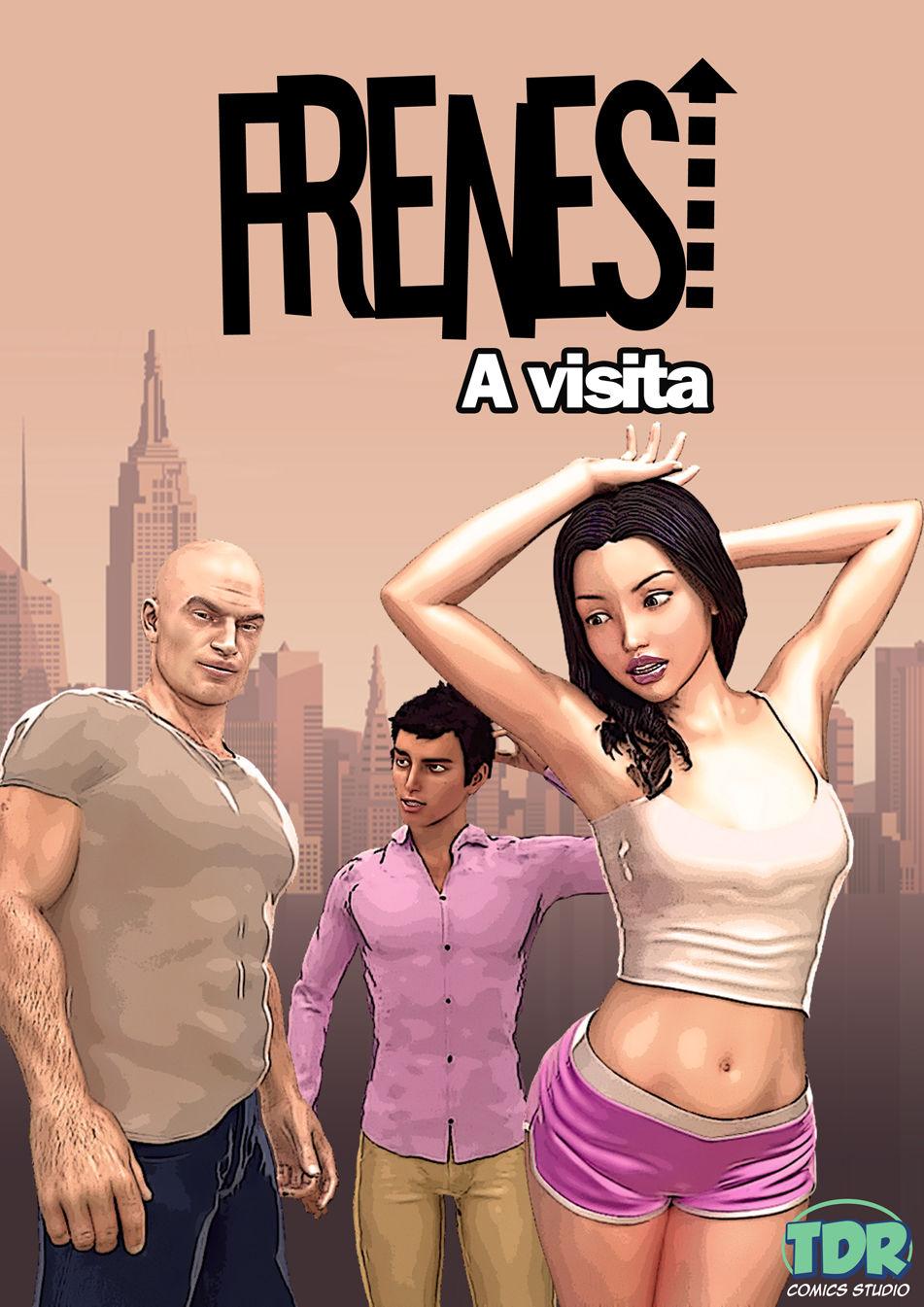 Frenesi 1[A visita] – HQ Comics