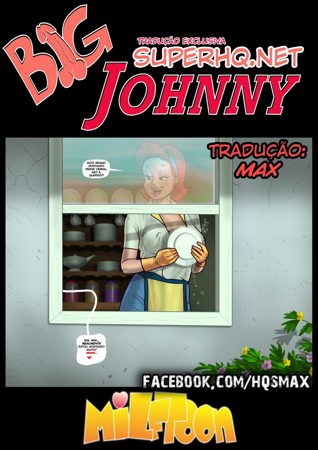 Big Johnny – HQ Comics