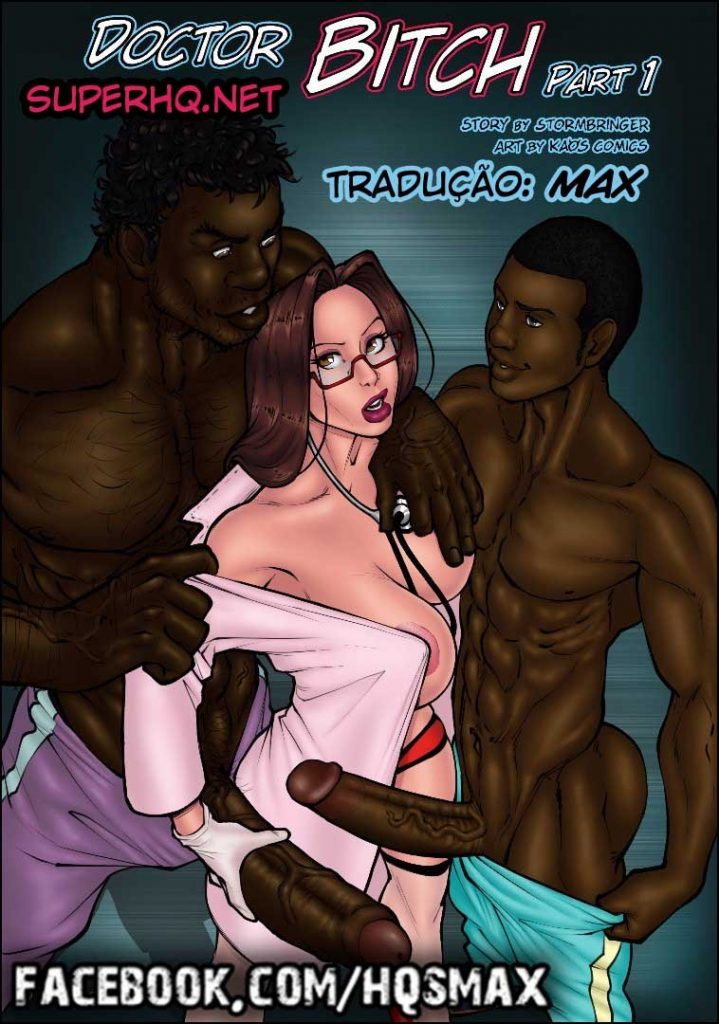 Doctor Bitch 01 – HQ Interracial