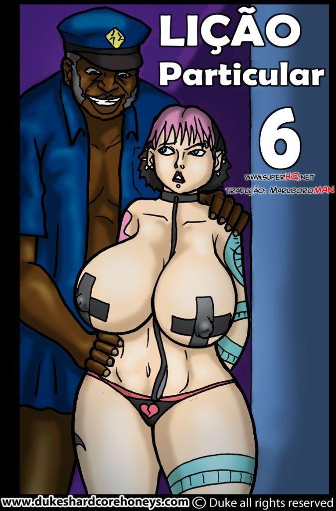 Lição Particular 6 – Interracial Comics