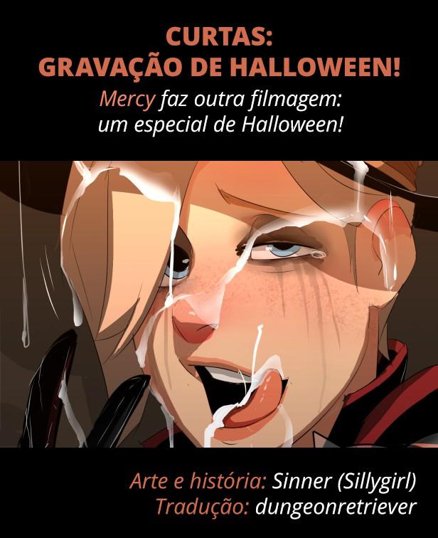 [Sillygirl] Shorties – Halloween Shot! (Overwatch)