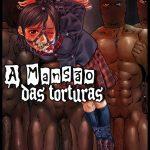 A Mansão das Torturas – Quadrinhos Eróticos