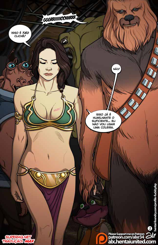 A Complete Guide to Wookie Sex II – Star Wars