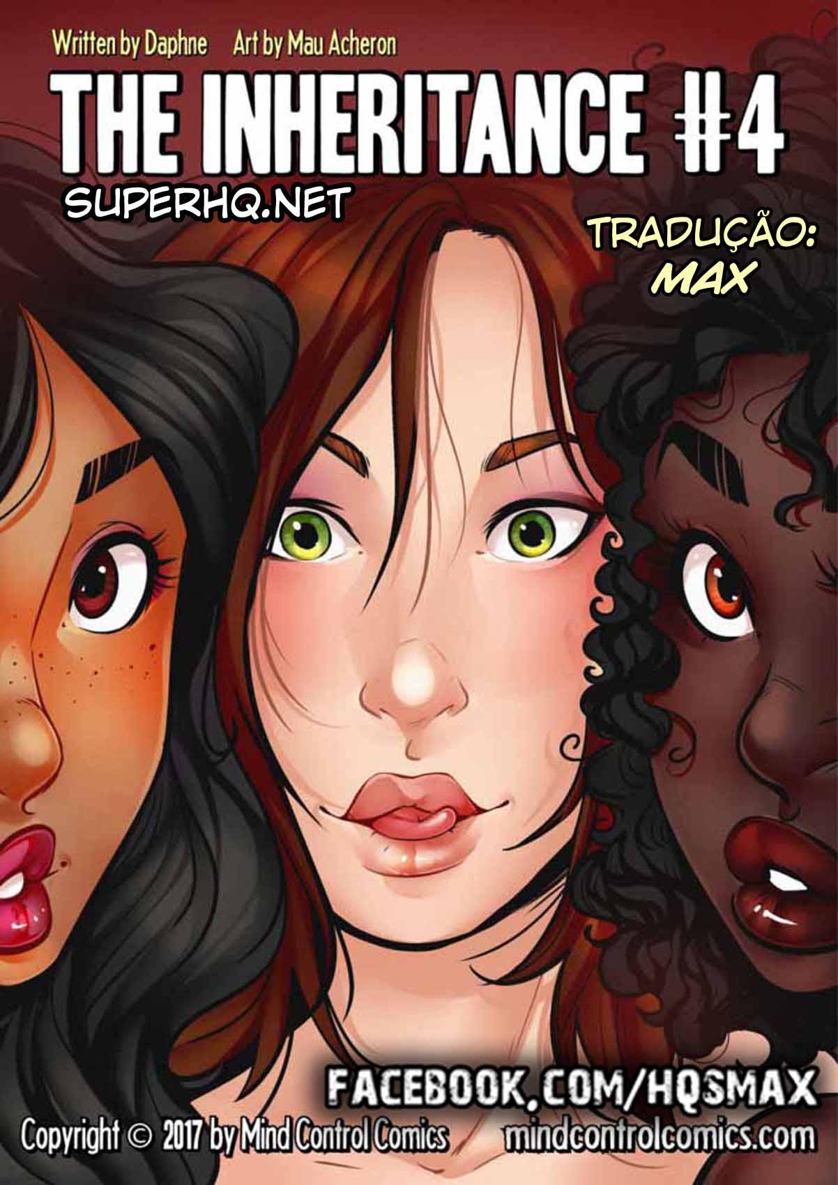 The Inheritance 4 – HQ Comics