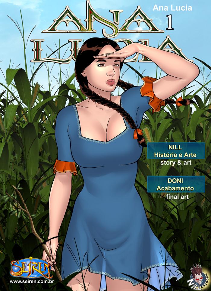 Ana Lucia 1 – Quadrinhos Eroticos