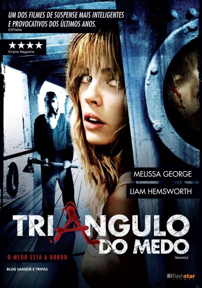 Triângulo do Medo - Um Filme Intrigante no Estilo de David Lynch  (1/6)