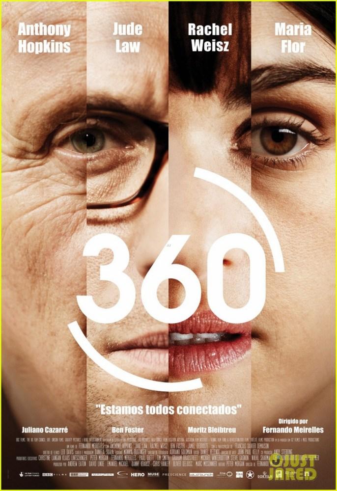 360 - Decepcionante, Considerando-se o Diretor, o Elenco e o Orçamento (1/6)