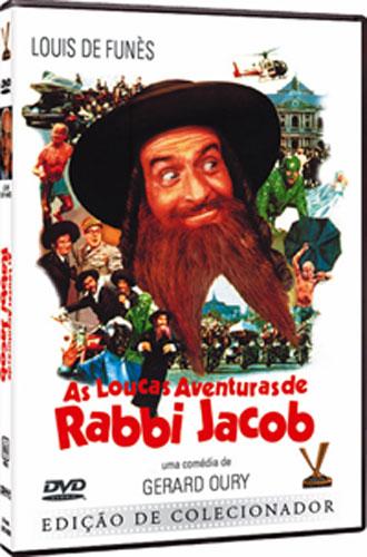 As Loucas Aventuras de Rabbi Jacob - Infelizmente os Estúdios não Fazem Mais Comédias como Esta (1/6)