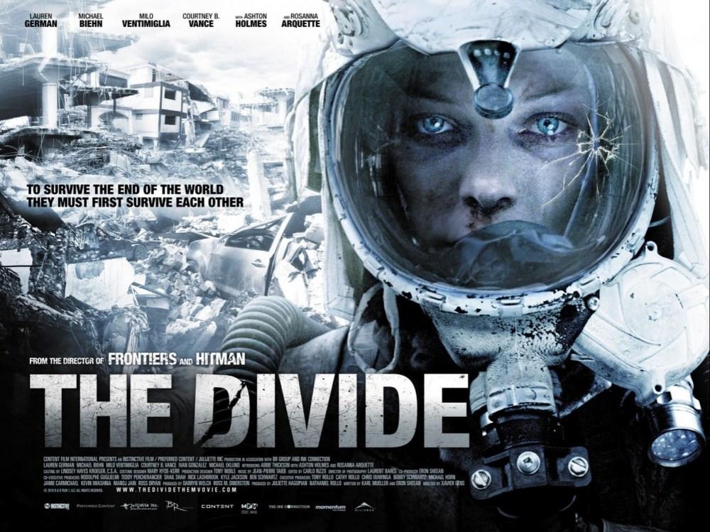 """O Abrigo (""""The Divide"""") - Um Filme Perturbador e Doentio sobre o Pior do Ser Humano  (1/6)"""