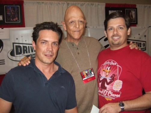 Michael Berryman from The Hills Have Eyes, 2006