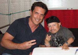 Verne Troyer from Austin Powers: The Spy Who Shagged Me, 2006