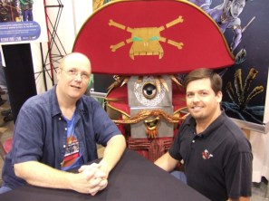 Gavin Blair (and Captain Capacitor) co-creator of ReBoot, 2007