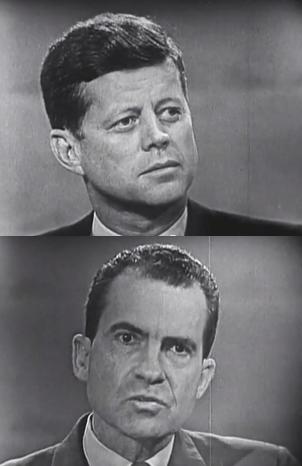 Kennedy Nixon First Televised debate