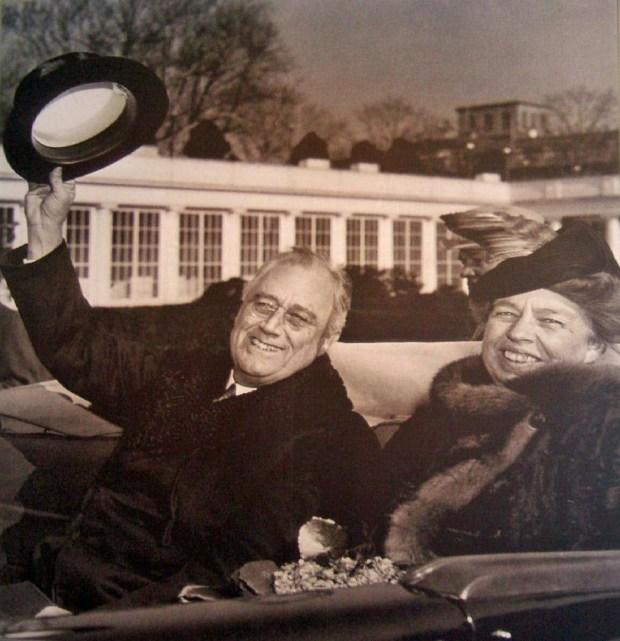 FDR Franklin Roosevelt