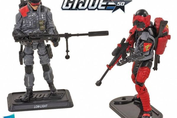 GI Joe 50th Anniversary Night Marksman