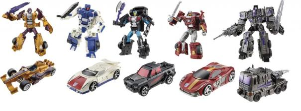 transformers combiner wars Stunticons
