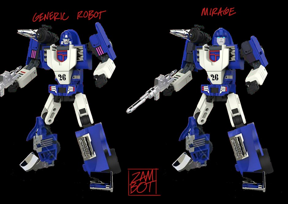 masterpiece mirage dx9 invisible