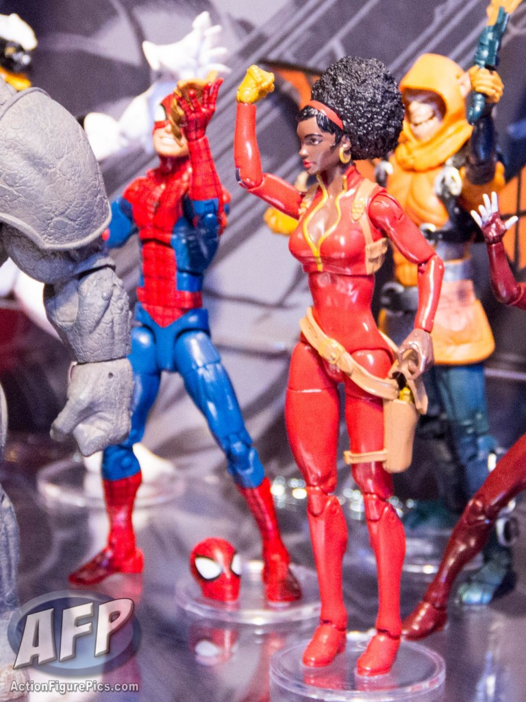 marvel legends spiderman
