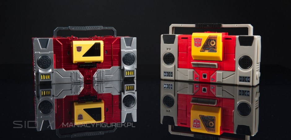 masterpiece blaster aka kfc transistor and g1