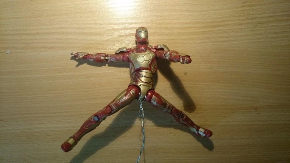 Iron Man WIP 5