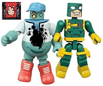 Diamond Select Deadpool Minimates 2