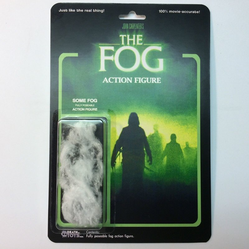 figurka the fog