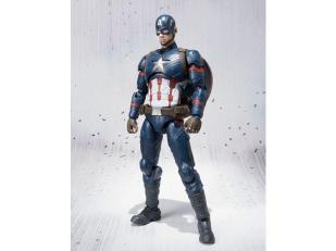 SH Figuarts Marvel Civil War Captain America